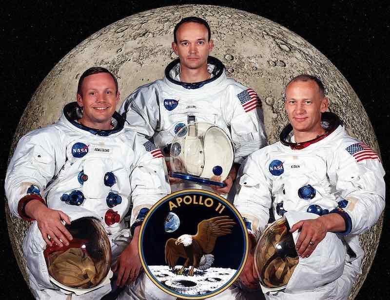Как американцы летали на Луну.