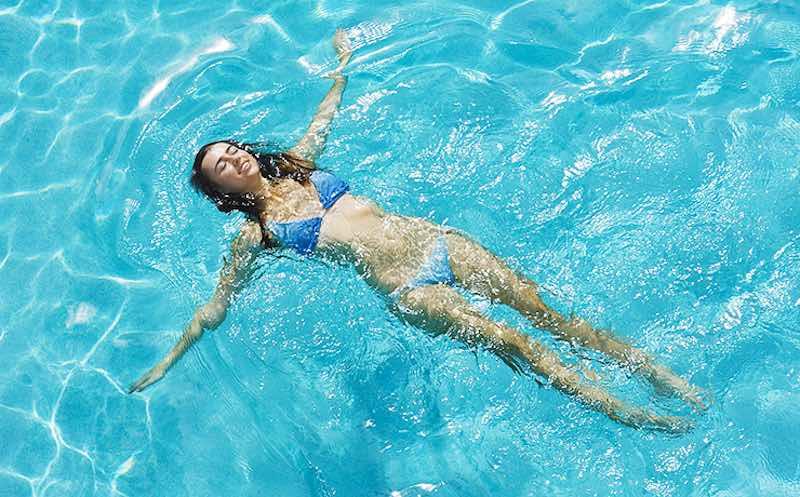 Интересные факты о плавании.