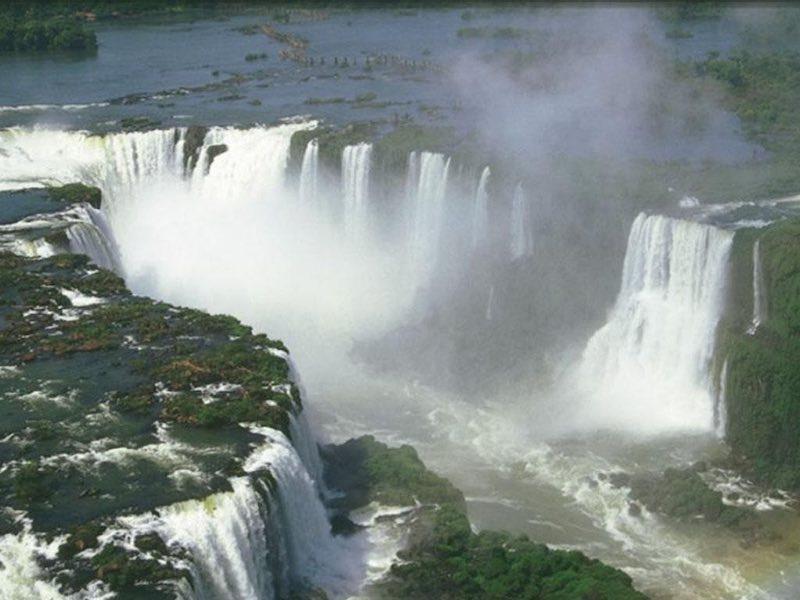 Интересные факты о водопадах.