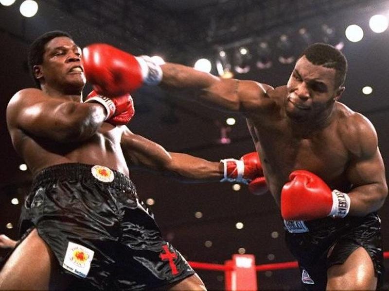 Интересные факты боксе