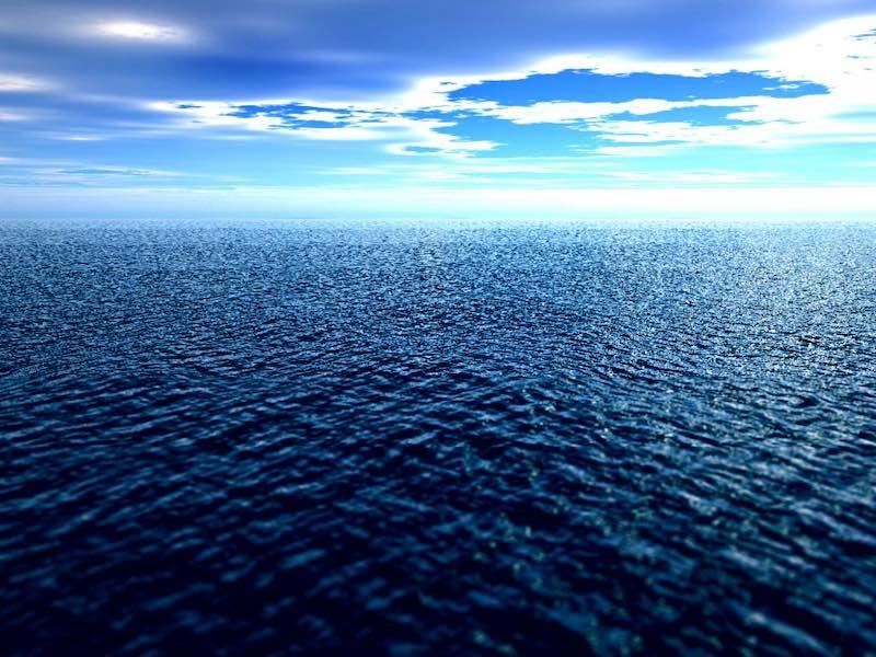 Интересные факты об океанах.