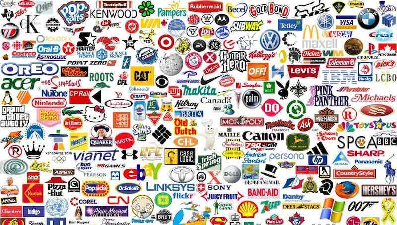 Интересные факты о названии брендов.