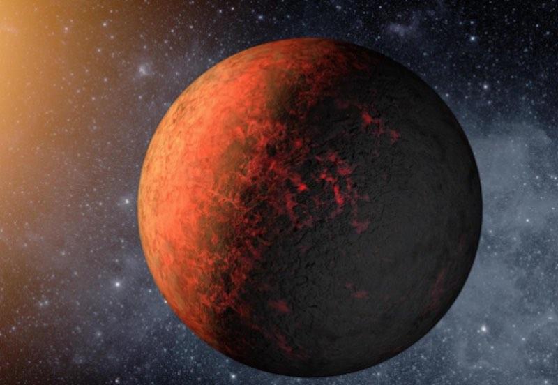 Интересные факты о Марсе.