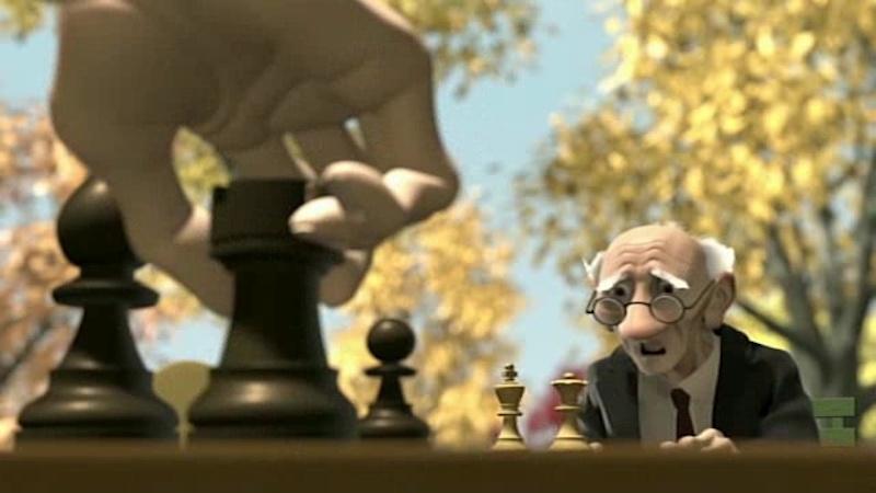 Загадка про шахматистов.