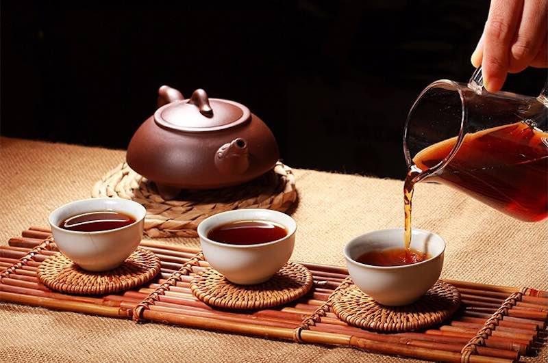 Интересные факты о чае.