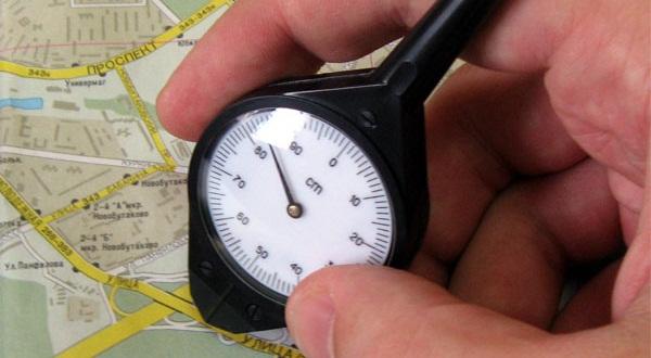 Что измеряет курвиметр.