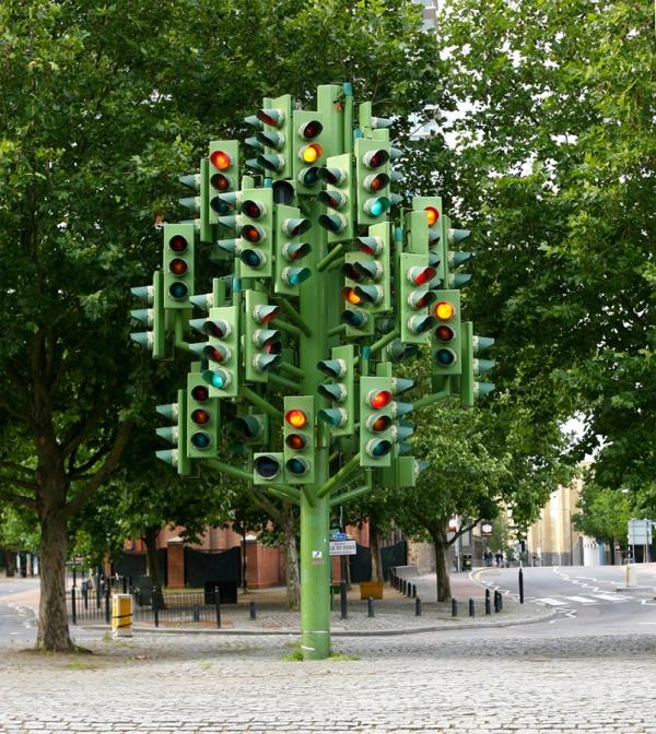 Дерево светофор