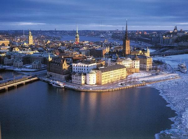 Интересные факты о Дании.
