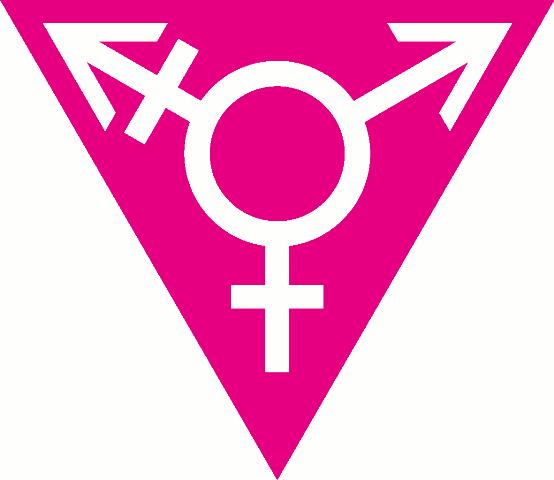 Трансгендерный символ
