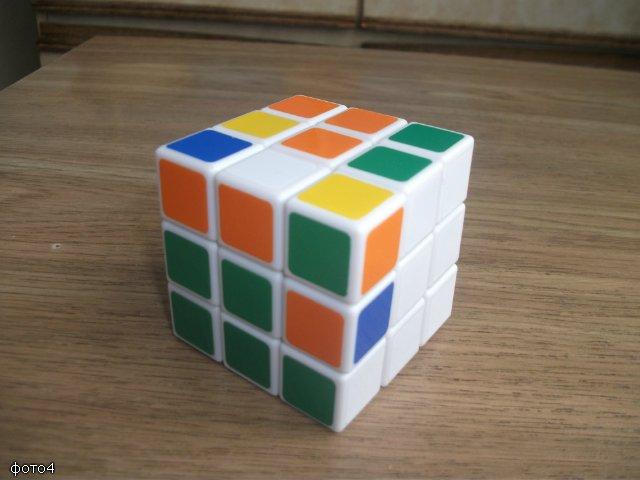 Собрать кубик рубика быстро