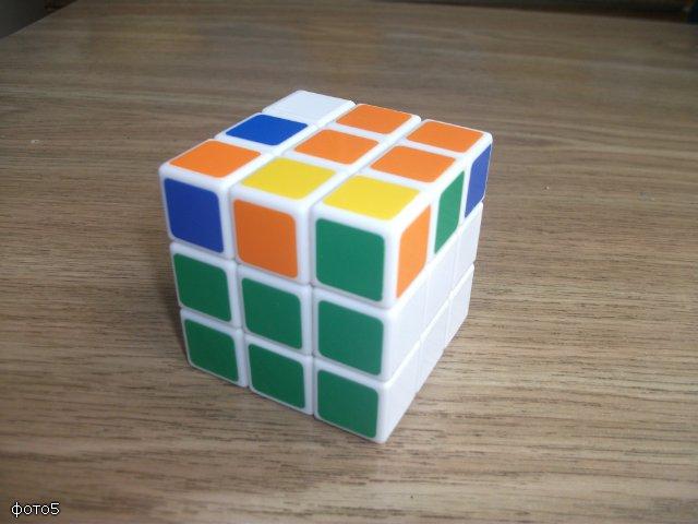 Схемы по сборке кубика-рубика