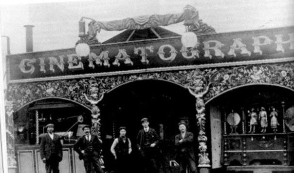 Первый русский кинотеатр