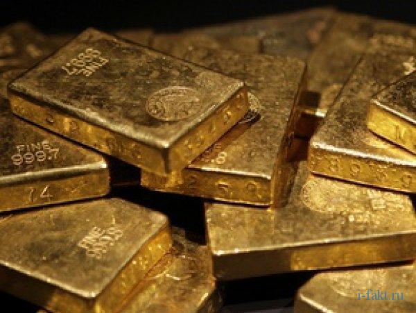 Загадка про золото