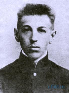 Сын лейтенанта Шмидта