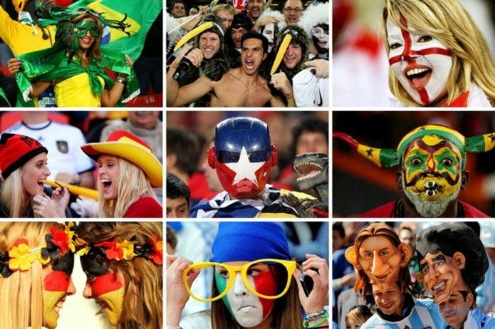 Самые преданные фанаты футбола