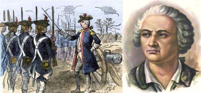 Как ломоносов попал в прусские солдаты