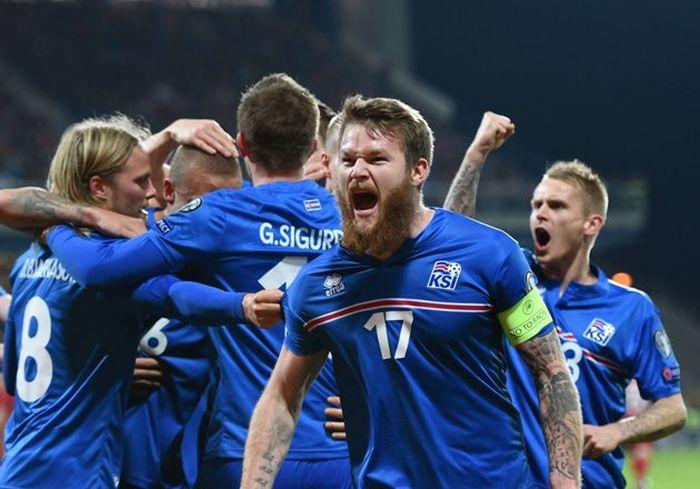 Футбол в Исландии