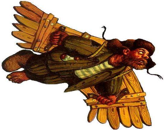 Как наши предки покоряли воздушное пространство