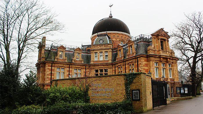 Гринвичская Королевская Обсерватория