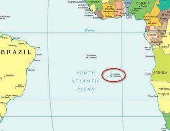 Остров святой Елены - интересные факты