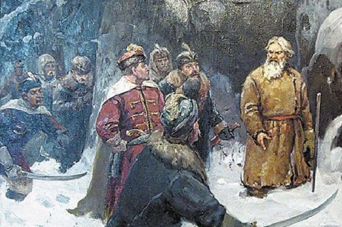 Иван Сусанин - интересные факты