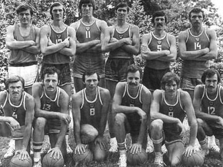 Сборная СССР по баскетболу 1972 год