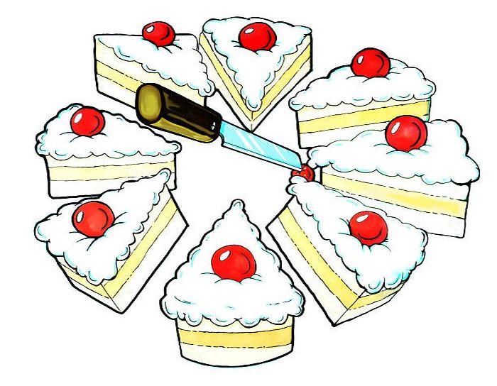 Загадка про торт
