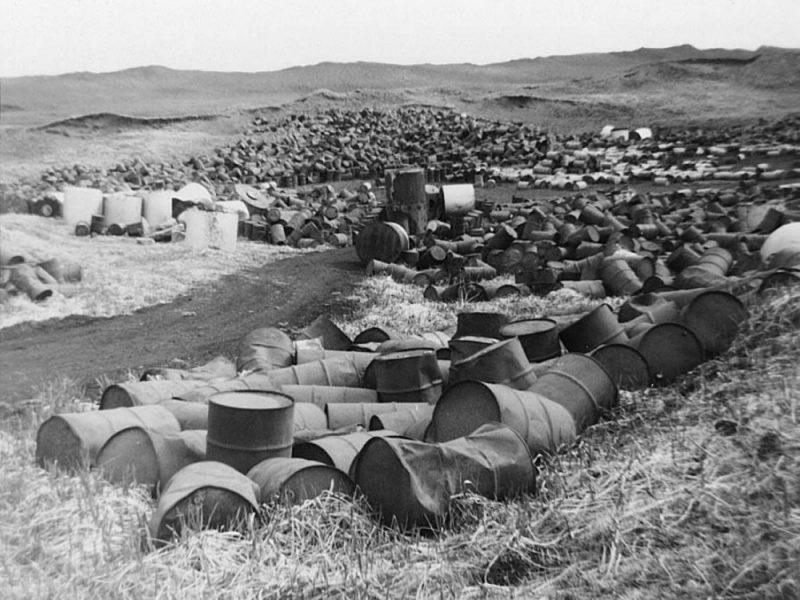 Лав канал - город из химических отходов