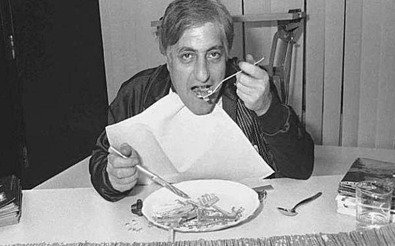 მიშელ ლოტიტო - ადამიანი, რომელიც ყველაფერს ჭამს