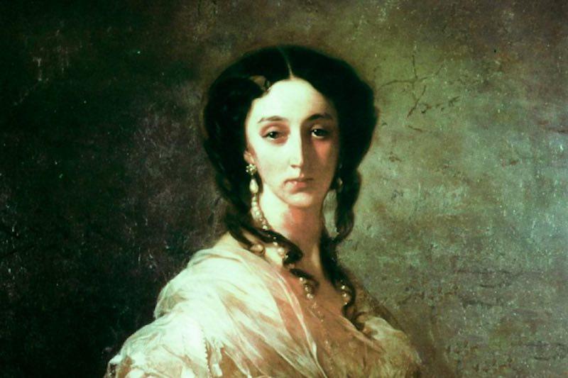 Мария Александровна Гартунг.