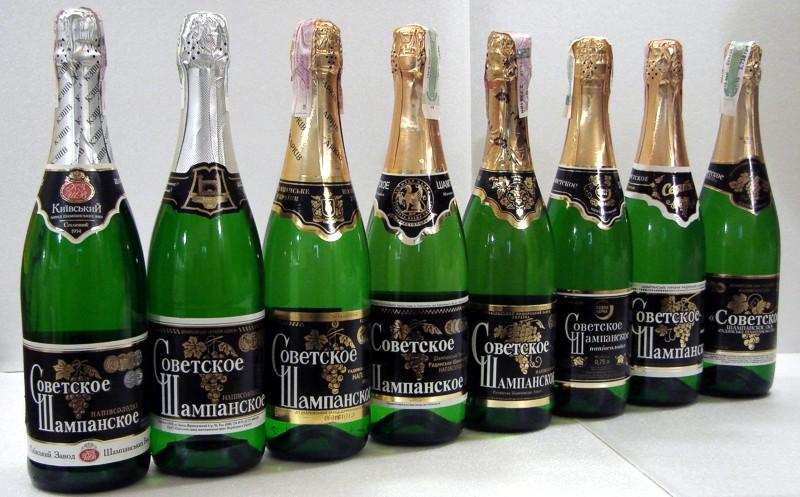 Как появилось «Советское шампанское»