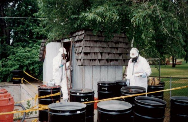 Дэвид Хан - атомный  реактор в гараже