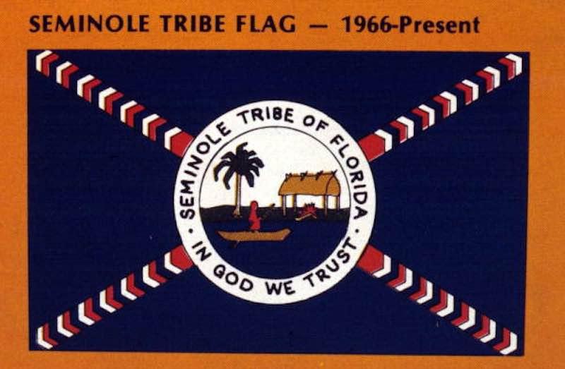 Флаг семинолов