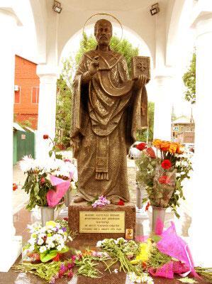 Памятник стояние Зои