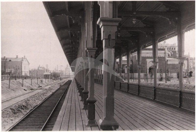 Площадь трех вокзалов
