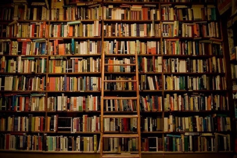 Интересные факты о библиотеках