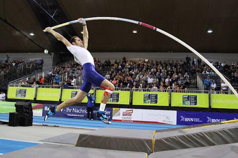 Интересные факты о прыжках с шестом