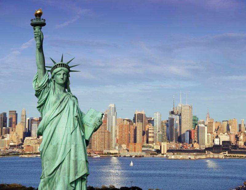 Интересные факты о статуе Свободы.