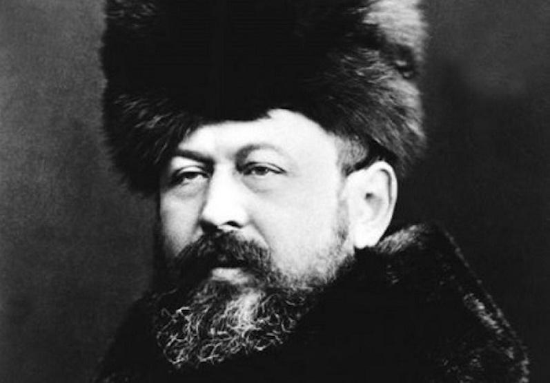 Николай Второв.