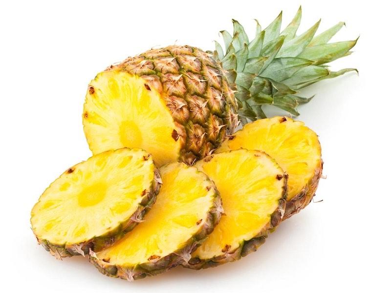 Интересные факты про ананас.