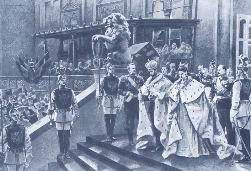 Факты о коронации Николая II