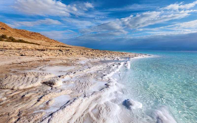 Интересные факты о Мертвом Море.
