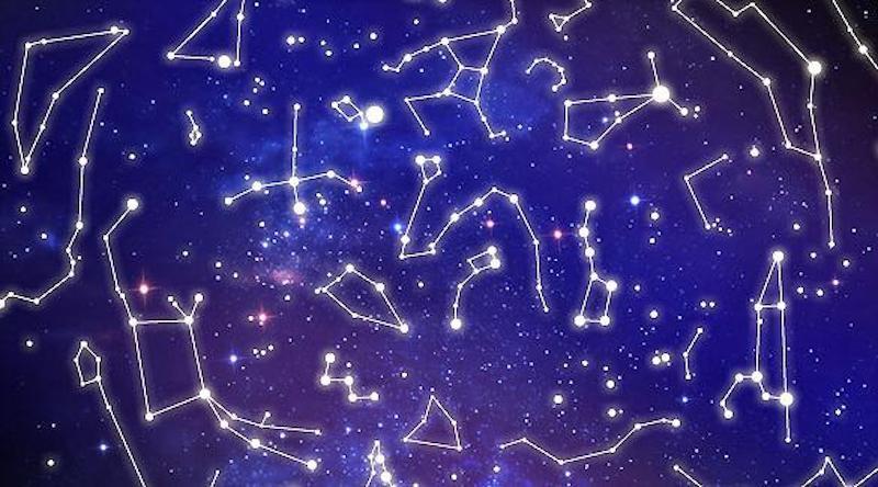 Интересные факты про созвездия.