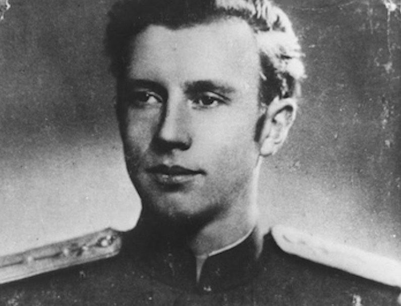Алексей Очкин.