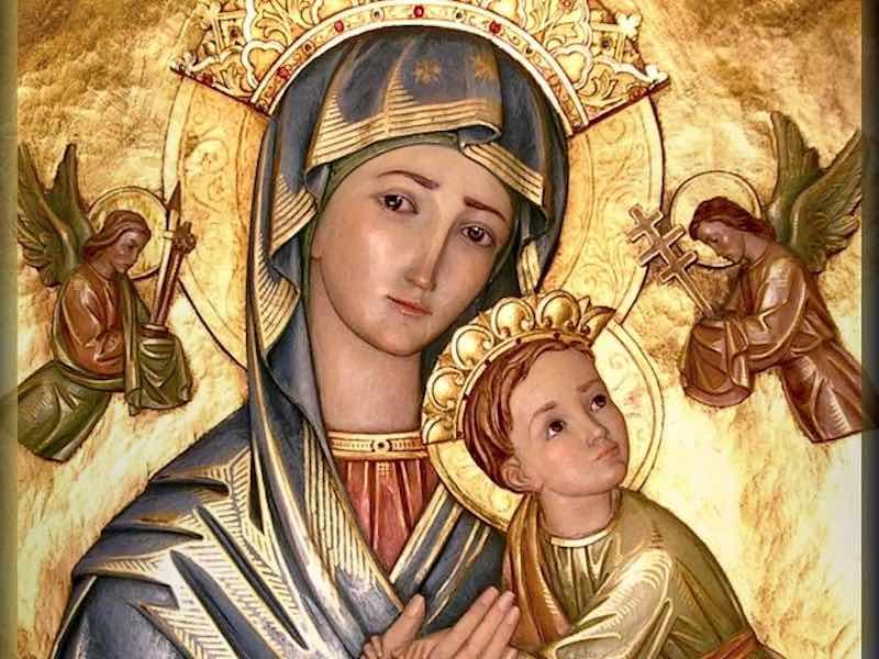 Биография Девы Марии.