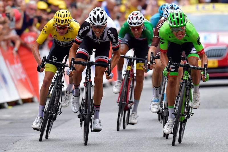 Интересные факты о Тур Де Франс.
