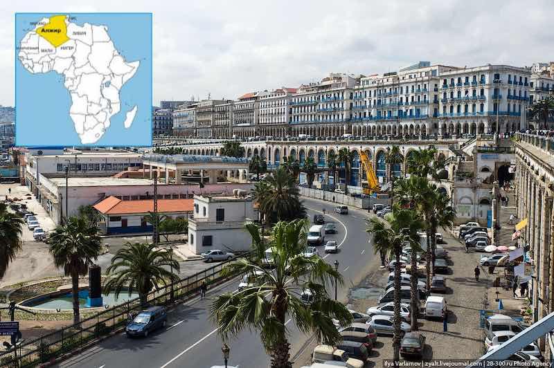Интересные факты об Алжире.