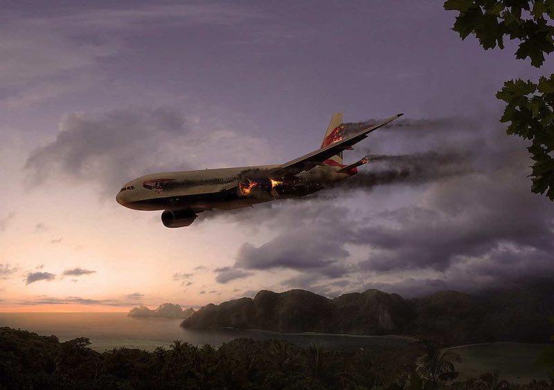 """Пассажиры авиалайнера невольно стали """"робинзонами"""" на 27 лет."""