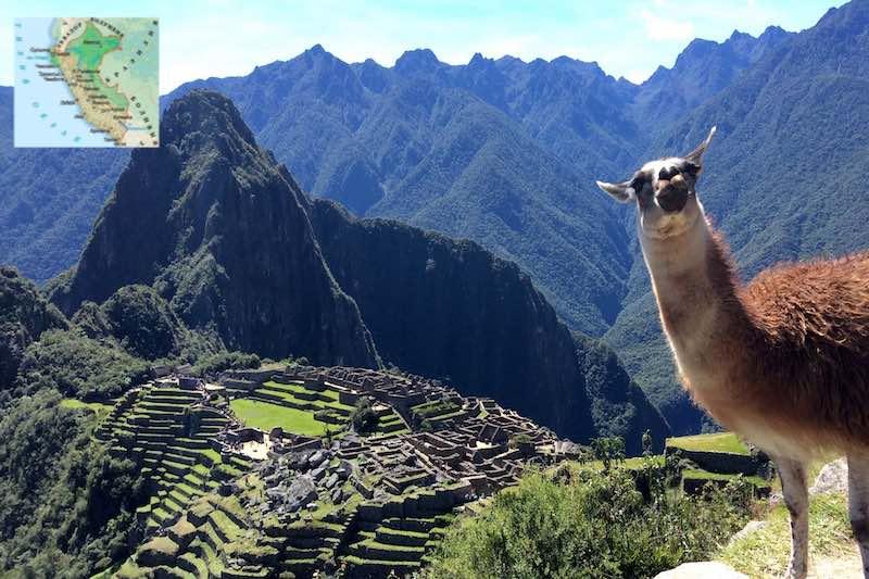 Интересные факты о Перу.