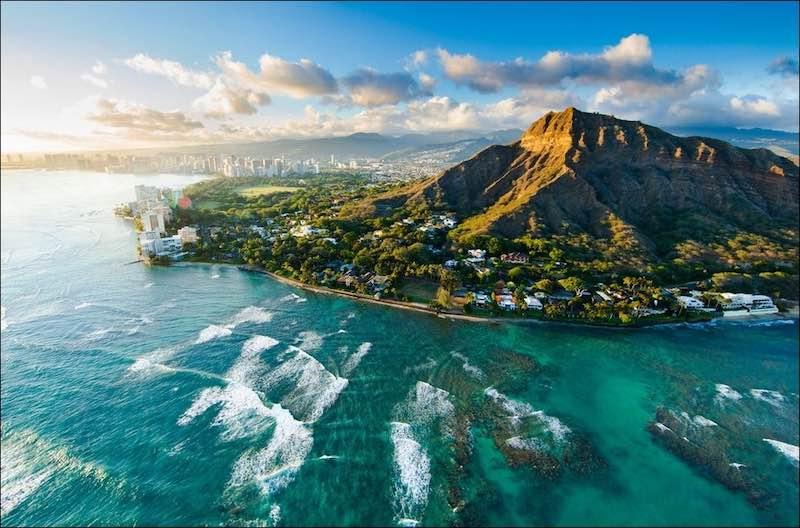 Интересные факты о Гавайских островах.